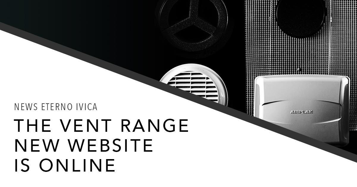 VENT line's new website is finally ONLINE